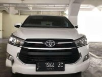 Toyota Innova Reborn Diesel G 2016 MT Putih