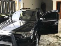 Jual Toyota Fortuner G Luxury 2012