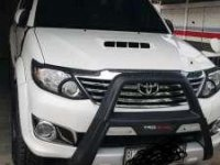 Toyota Fortuner Turbo G TRD Matic Tahun 2013