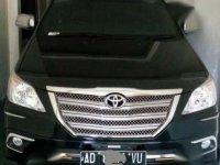 Toyota Innova Diesel Matic 2014 Akhir
