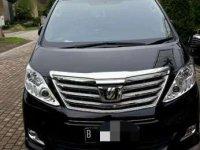 Dijual Toyota Alphard X Luxury Th 2014 Low KM