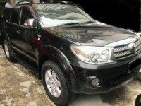 Toyota Fortuner 2.5 G 2010 AT