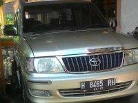 Toyota Kijang LGX 1.8 2002 MT
