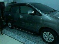 Di Jual Mobil Toyota  Innova 2.0 V Luxury Tahun 2010