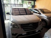 Toyota KIjang  Innova G Luxury AT Diesel 2014