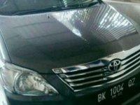 Dijual Toyota Innova Luxury Tahun 2012 (Masih 1 Tangan) Kondisi Mulus 100%