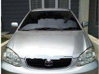 Toyota Corolla Altis G 2002 Sedan