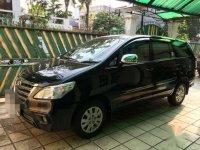 Toyota Innova G A/T Hitam 2014 Akhir
