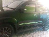 Toyota Fortuner Trd Sportivo 2014 Asli