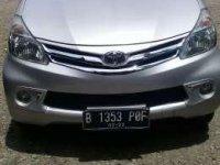 Toyota Avanza Manual Tahun 2012 G