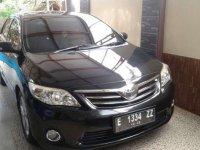 Jual Toyota Corolla Altis 1.8E 2011