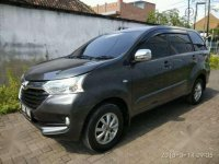 Toyota Avanza G 2016 Manual