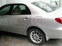 Toyota Altis 1,8G Tahun 2007 Silver D