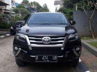 Jual Toyota Fortuner VRZ 2017