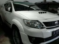Toyota Fortuner Turbo Diesel  G Luxury Tahun 2013 Manual