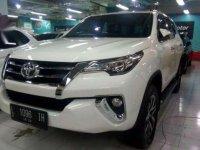 Toyota Fortuner VRZ Improve 2017 Matic
