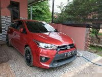 Toyota Yaris Automatic Tahun 2015 Type Trd Sportivo