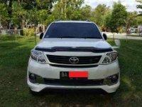 Toyota Fortuner G TRD 2012 SUV