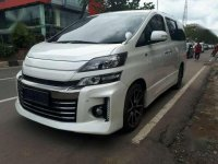 Toyota Vellfire GS AT 2013