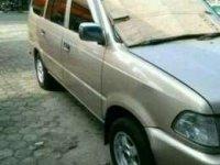 Toyota Kijang Manual Tahun 2001 Type LSX