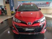 Toyota Yaris E 2018 Hatchback MT