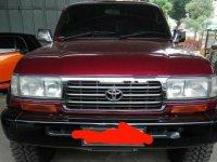 Jual mobil Toyota Land Cruiser 1997 Jawa Timur