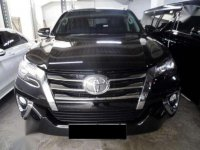 Toyota Fortuner VRZ 2017 Automatic