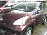 Toyota Avanza E 2014 MPV MT