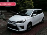Toyota Yaris G Manual 2014