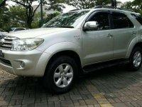 Jual Toyota Fortuner 2.7 G  2011