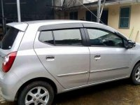 Toyota Agya Manual Tahun 2015 Type G