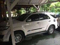 Toyota Fortuner TRD Tahun  2013 Diesel