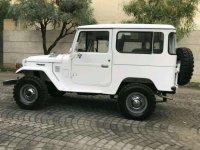 Toyota Hardtop Putih Istimewa 1983