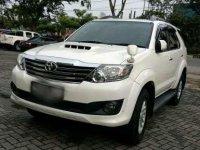 Dijual Toyota Fortuner  G TRD 2013