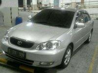 Toyota Corolla Altis G matic 2001 istimewa mulus terawat full orisinil