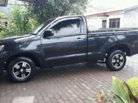 Toyota New Hilux Pick Up Diesel 2.5 Turbo Tahun 2014/2013