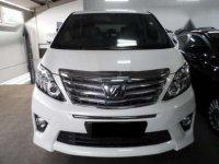Toyota Alphard Automatic Tahun 2012
