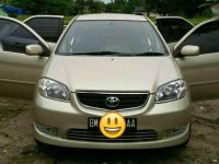 Toyota Vios G.1.5 At 2003 ABS