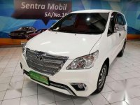 Toyota Kijang Automatic 2014