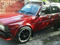 Toyota Corolla Dx 1980