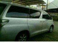 Toyota Alphard X Tahun 2009 Kondisi Mulus