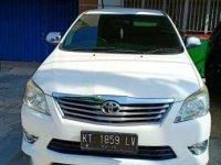 Toyota Innova Manual Tahun 2013 Type G