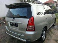 Kijang Toyota Innova 2005 Silver Manual Aslibali Samsat Baru Plat Denpasar