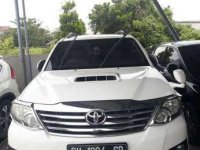 Toyota Fortuner TRD 2012 SUV