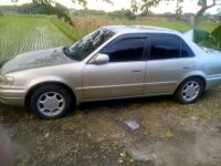 All New Toyota Corolla Tahun  1997