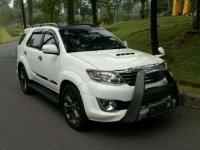 Jual Toyota Fortuner G TRD 2011