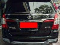 Toyota Innova G Manual 2014 Black