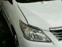 Toyota Innova Automatic Tahun 2013 Type V Luxury