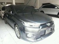 Toyota Yaris TRD Manual 2014