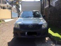 Jual Toyota Hilux Box 2.5 Diesel 2014